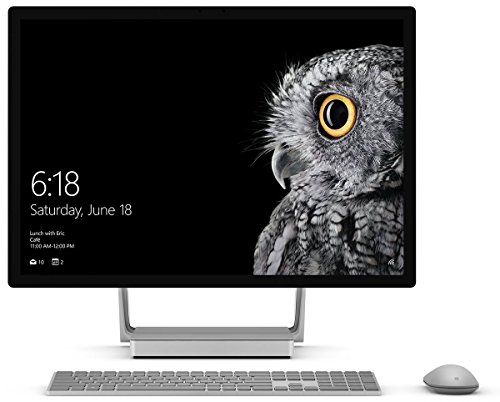 Microsoft Surface Studio (Intel Core i7, 16GB RAM, 1TB) (Renewed)