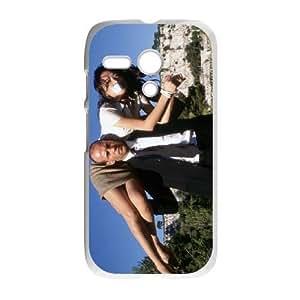 Motorola Moto G Phone Cases White Transporter FAL970552