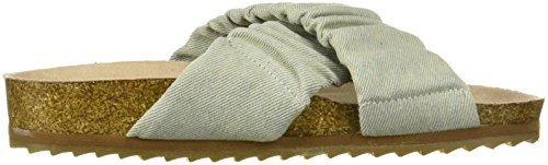 Slide LL Women's Denim LFL by Malia for Life Lust Sandal q0IXg