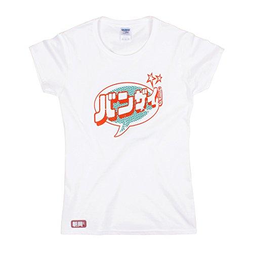 Strand Clothing - T-shirt - Manches Courtes - Femme Blanc Blanc
