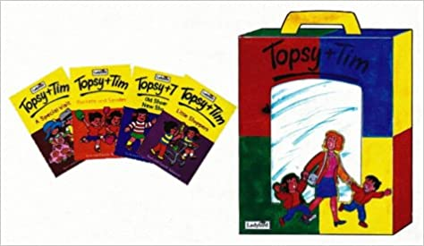 Topsy and Tim: At the Farm: (Topsy and Tim) by Jean Adamson | WHSmith | 275x474