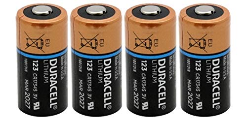 Duracell Cr123a Der Beste Preis Amazon In Savemoneyes