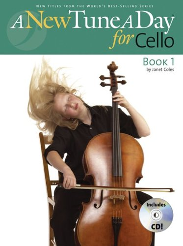 New Tune A Day For Cello Book 1 (A New Tune a Day) pdf