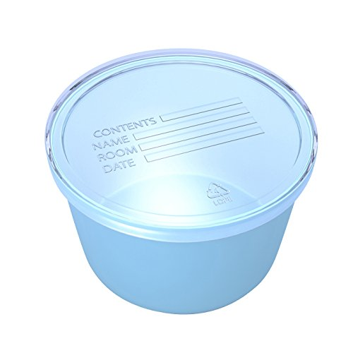 Dynarex Denture Cup with Lid, 250 count