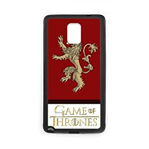 WINTER IS COMING Exquisite stylish phone protection shell Samsung Galaxy Note 4 Cell phone case for Game of Thrones pattern personality design