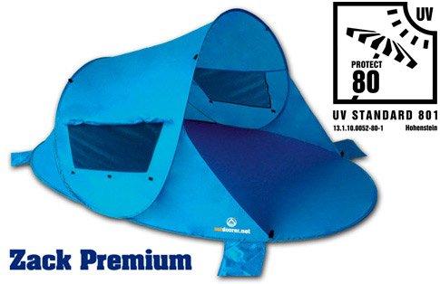5 opinioni per Outdoorer Zack Premium Mod. 2014- Tenda