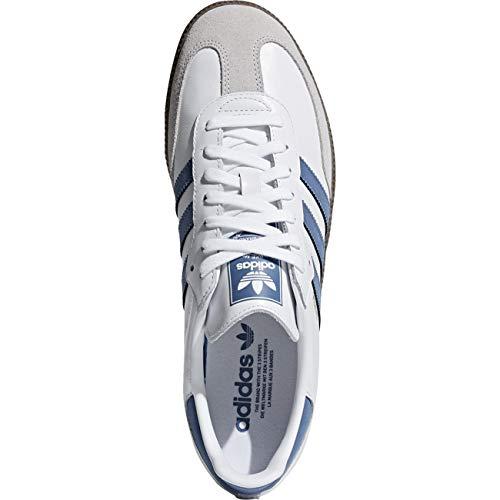 Derby Traroy Multicolore Crywht Stringate Uomo Scarpe adidas Samba White Ftwwht Og 7wIAqWOzx1