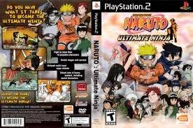 Amazon.com: PS2 PLAYSTATION 2 NARUTO -- ULTIMATE NINJA ...