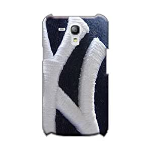 MarcClements Samsung Galaxy S3 Mini High Quality Cell-phone Hard Covers Allow Personal Design Nice Ny Yankees Image [iCC2923YZZp]