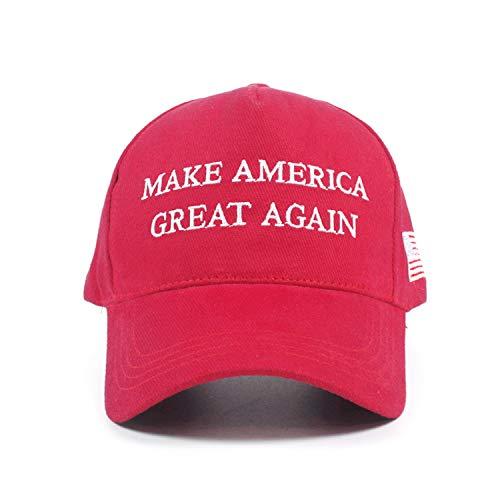 MAGA béisbol Donald de Trump Sombrero y Make Pulsera America Again Gorra Sombrero Great dq7AwEdR