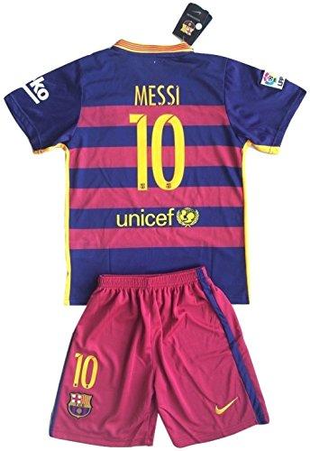 bcfcb0ca8d5 Fc barcelona messi home kit 2014 for kids Shopping Online In Pakistan