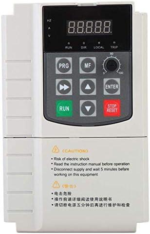 ZJN-JN 3相インバータのベクトルが内蔵PIDコントローラーの産業アプリケーション向け380V、ハイ・ソフトウェア・パフォーマンスモータドライバ(2.2KW) 工業用モータ