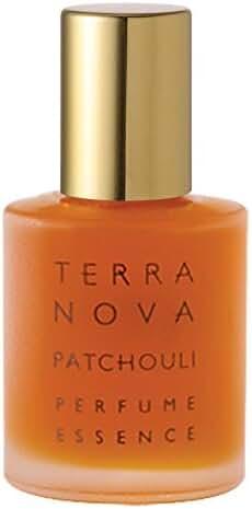 TerraNova Patchouli Perfume Essence, 0.375 fl. oz. Bottle