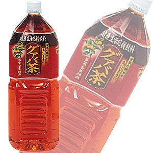 Healthy life support Honpo guava tea PET2LX6 pieces [X2 Case: Total of 12] by Hoshaku beverage