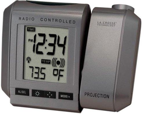 La Crosse Technology WT-5360U Atomic Projection Alarm Clock