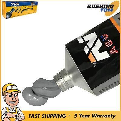 (RTV Grey Silicone High Temp Gasket Maker Sensor Safe Sealant Water Oil Resistant)