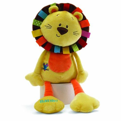 "Gund Color Fun Circus-Roarsly Lion 13.5"" Plush"