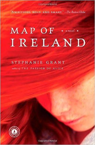 Map Of Ireland Book.Amazon Com Map Of Ireland A Novel Stephanie Grant Books