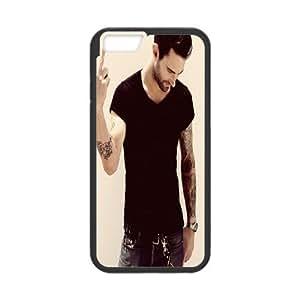 "[MEIYING DIY CASE] For Apple Iphone 6,4.7"" screen Cases -Singer Adam Levine-IKAI0447595"
