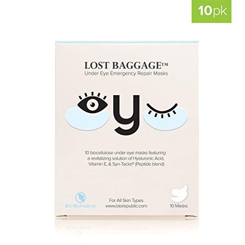 Lost Baggage Under Eye Emergency Repair Mask - Set of ()