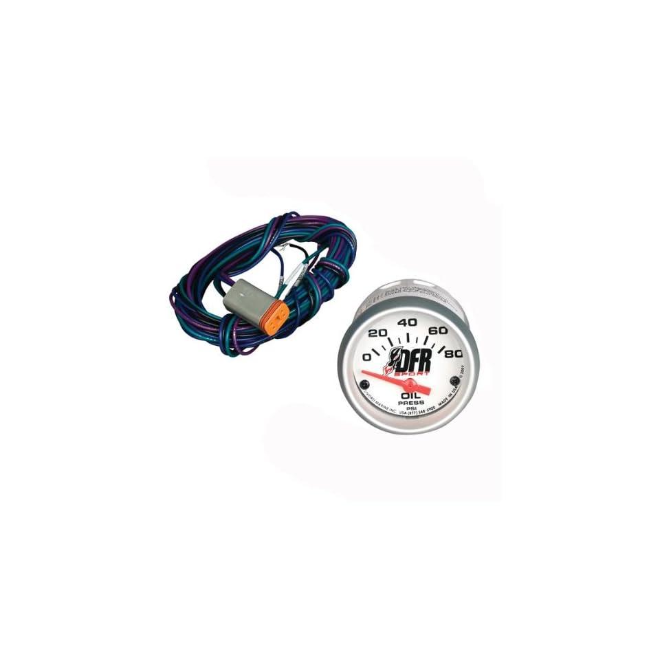 Oil Pressure Gauge Kit   Dragonfire