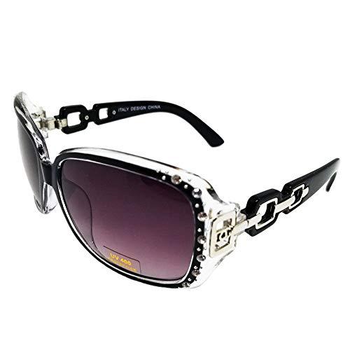 Dg Eyewear Wholesale - Wholesale lot DG Eyewear Women Rhinestones Sunglasses Shade Square Crystal 362