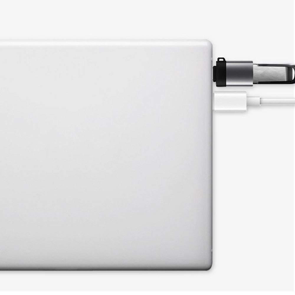 styleinside OTG Type-C USB C Adaptateur Micro Type C USB-C USB 3.0 Converter for Huawei Silver
