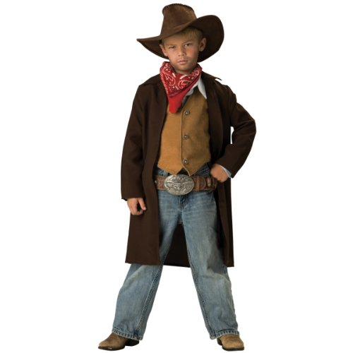 Rawhide Renegade Child Costume - Large -