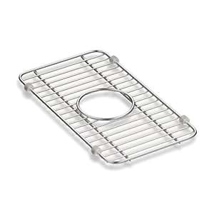 Kohler Iron Tones Smart Divide Stainless Steel Small Sink