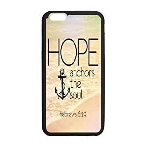 Customize TPU Gel Skin Case Cover for iphone 6+, iphone 6 plus Cover (5.5 inch), Anchor hjbrhga1544