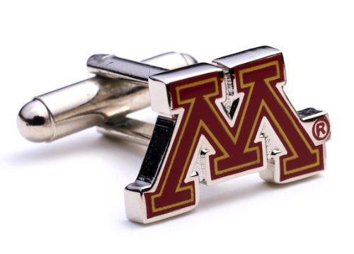 Minnesota Golden Gopher Cufflinks Minnesota Golden Gophers Cufflinks