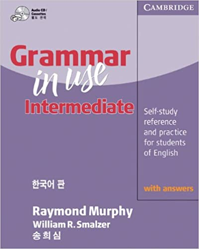 Lataa kirjoja google ilmaiseksi Grammar in Use: Intermediate, Korean Edition by Raymond Murphy,William R. Smalzer PDF iBook