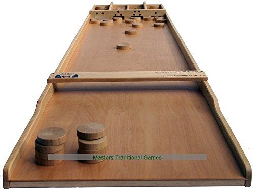Masters Club Dutch Shuffleboard (Beech Sjoelbak)
