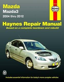 mazda protege5 repair manual