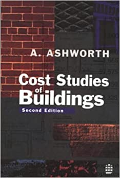 Book Cost Studies of Buildings
