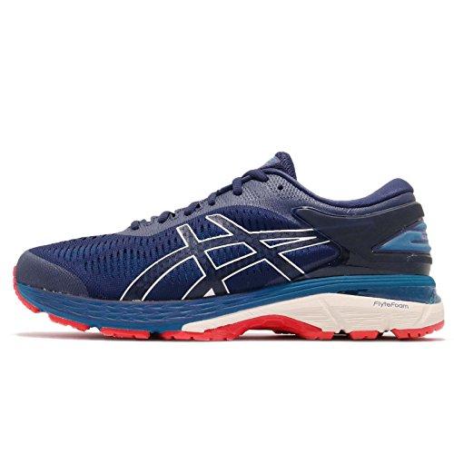 25 de Gel Homme indigo Kayano beige bleu Running Chaussures Asics qEO4w