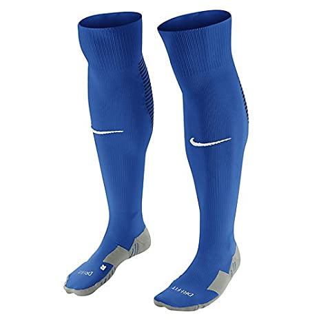 15ceb55d5 Amazon.com: Nike Matchfit Over-the-Calf Team Socks Royal Blue/Midnight Navy/White  Knee High Socks Shoes: Everything Else