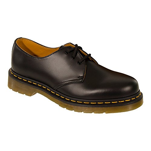 1461 Smooth Pw Black DrMartens Unisex eEDIbWH29Y