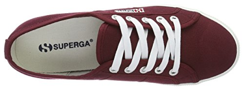 2950 Sneakers Rosso unisex Bordeaux Cotu Superga Dark xE0qwOR8En