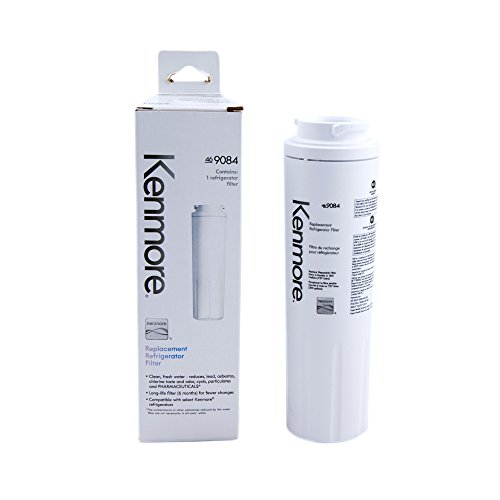 Kenmore 9084 Genuine Kenmore Refrigerator Water Filter for KENMORE,KENMORE Elite Genuine Original Equipment Manufacturer (OEM)