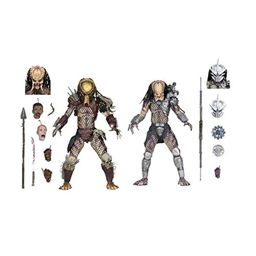 "NECA - Predator - 7"" Scale Action Figures - Ultimate Bad B"