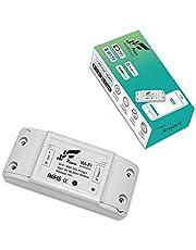 JWCOM Smart Interruptor WIFI SA-01 Automação Residencial, Funciona com Alexa