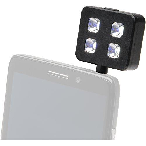 UPC 681441228507, Zuma LED Video Light & Flash for Smartphones