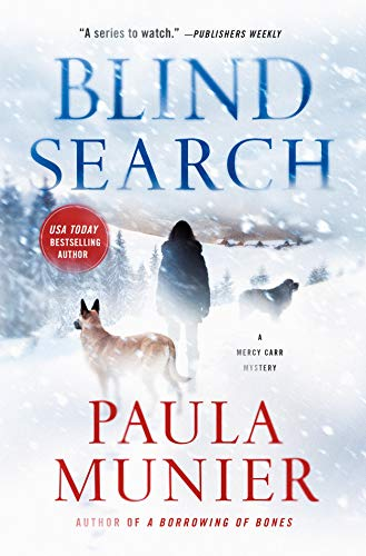 Blind Search: A Mercy Carr Mystery (Mercy and Elvis Mysteries Book 2) by [Munier, Paula]