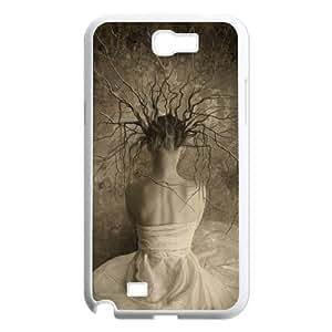 Samsung Galaxy Note 2 N7100 The elves Phone Back Case DIY Art Print Design Hard Shell Protection HGF042283