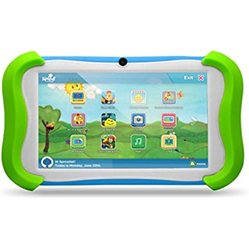 Ematic Sprout Channel Cubby CUBBY 7 16 GB Tablet Coupons