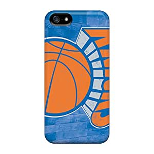 SherriFakhry Iphone 5/5s Scratch Protection Phone Cases Provide Private Custom Vivid New York Knicks Pictures [eZb3005aDDO]