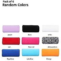 linenaffairs Pillow Cover Set of 4 - Random Color