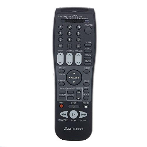remote for mitsubishi tv - 2