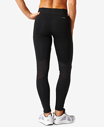 adidas Women's Training Wow Drop Tights, Black, Large by adidas (Image #1)